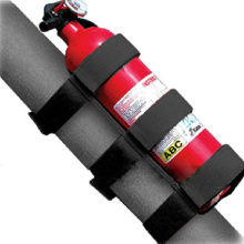 Nylon Belt Fire Extinguisher Car Styling Multilayer Fixed Bracket Car Storage Organizer Belt For Jeep Wrangler TJ YJ JK CJ SUV