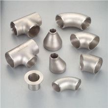 Stainless steel seamless pipe fittings elbow