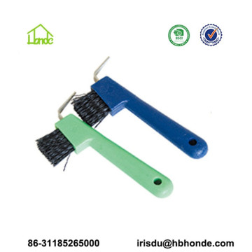 Horse Care Hoof Pick with Brush