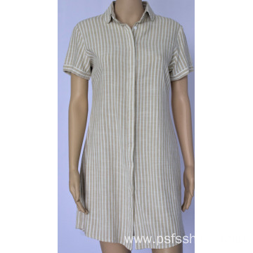 Ladies Short Sleeve Dress