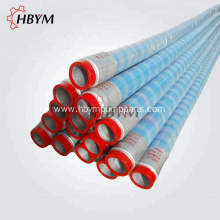 5Inch 3M 4Layers Concrete Pump Rubber Hose