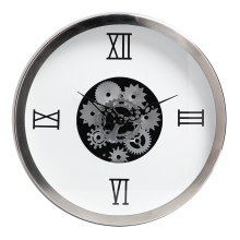 Living Room Round Decorative Wall Clock
