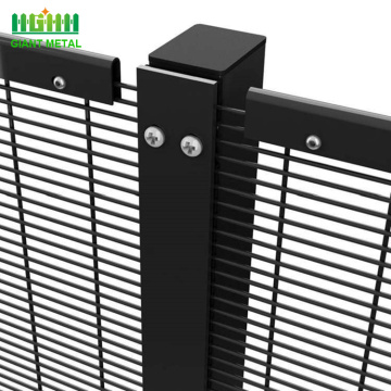 High Quality 358 anti-clmbing Security Fence Prison Mesh