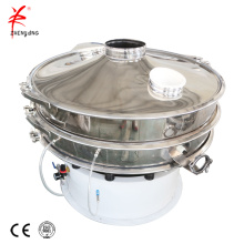 Particle powder medicine ultrasonic vibrating screening