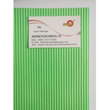 Auto Heavy Duty Bus Air Filter Paper