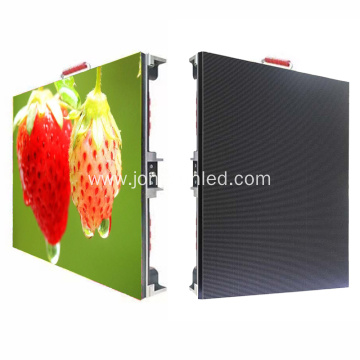 Full Color Flexible LED Display Panel