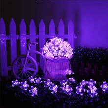 Blossom Flower Garland LED String RGB Fairy Lights
