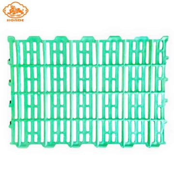 Factory sale farm equipment PP pig plastic slat flooring