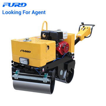 Hand Vibrating Roller Compactor Machine From FURD