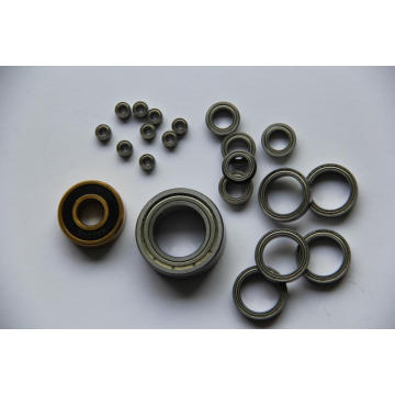 Mini Deep groove ball bearing 697-2RS