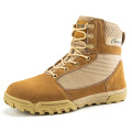 Men's Leather Military Army Tactical Outdoor Boots