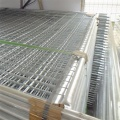 Removable Galvanized temporary steel construction fence