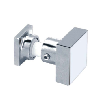 Square Shape Back-to-Back Door Knobs