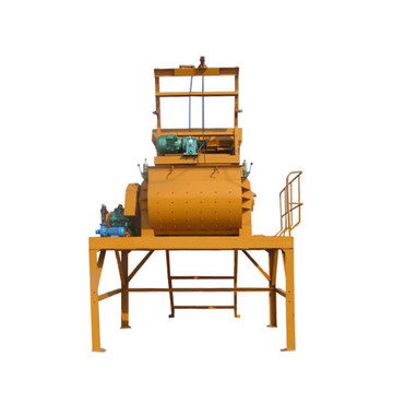 Patent CE 0.5 m3 electric concrete mixer