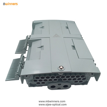Manufacturing Mechanical Sealing 96 Ports FTTH Optical Abs Distribution Box