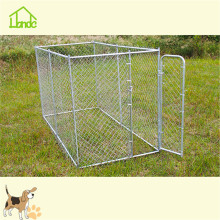 Different sizes metal galvanized large dog kennel