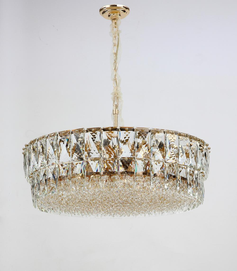 Crystal Chandelier and Accessories