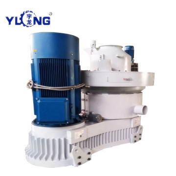 Yulong XGJ850 Timber Pellet Machine