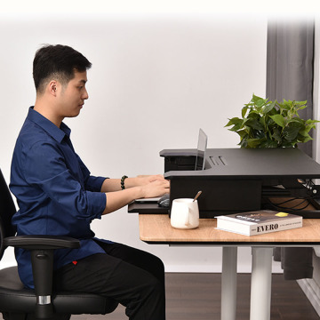 Sit to Stand notebook support