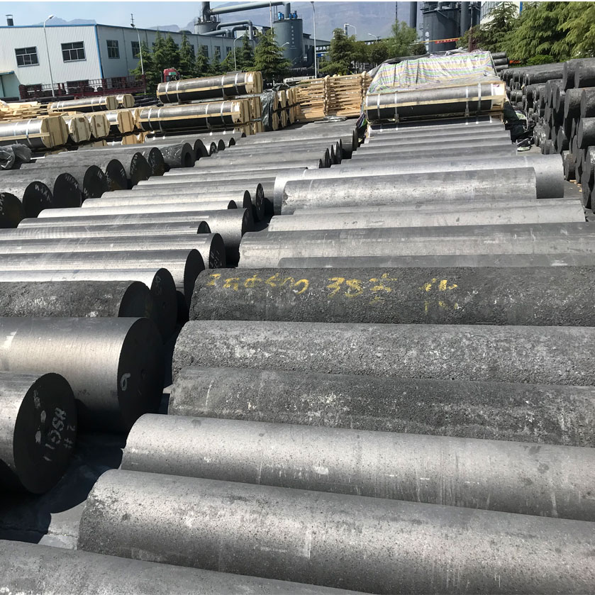 Needle Coke Based UHP 400mm Graphite Electrode