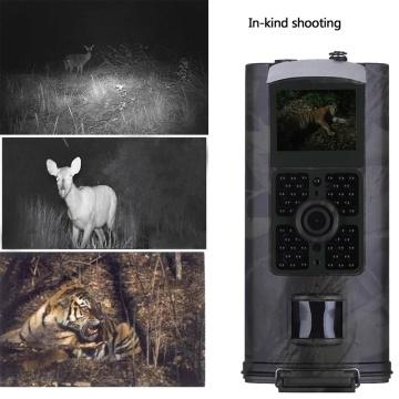16MP 1080P IP65 Hunting Camera 20M Range 0.5s Trigger Time Night Version Photo Trap Wildlife Hunting Camera Surveillance Cams