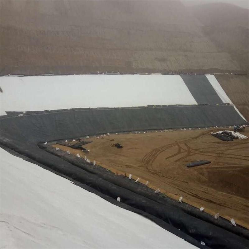 landfill application of geomembrane