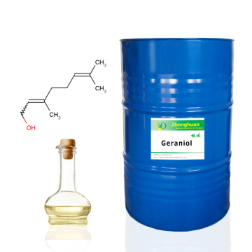 Synthetic Geraniol 98% CAS No 106-24-1 for fragrance