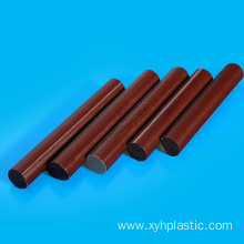 Competitive Brown Phenolic Cloth Cotton Laminated Rod 3025