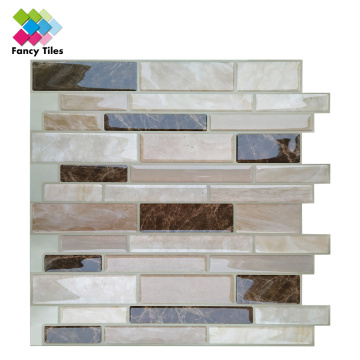 Hot sale peel and stick wall tile mosaic