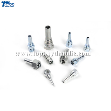 hydraulic pressure brass connector for pressure fittings