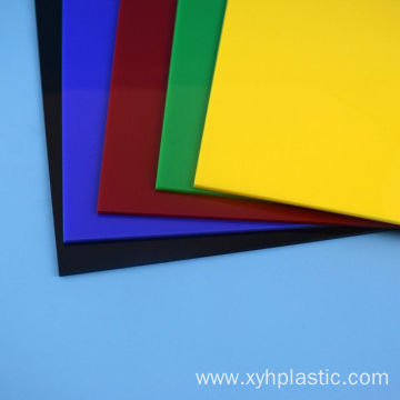 Acrylic PMMA Sheet with Large Stock