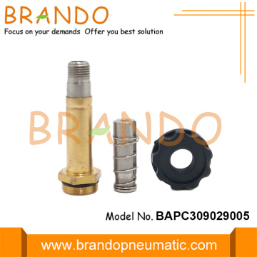 M12x0.5 Thread Brass Tube S9 Solenoid Armature