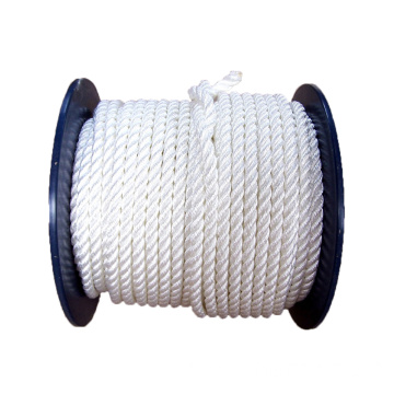 Braided Safety 3 Strands rope Used in Marine