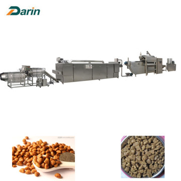 High nutrition pet feed production line