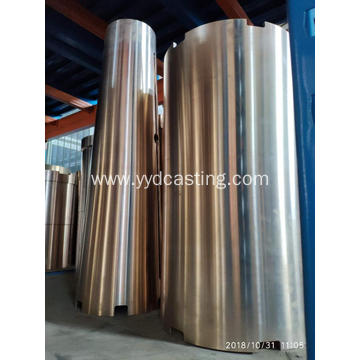 cone crusher parts bronze