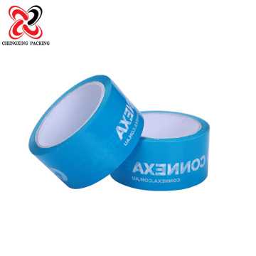 Sticky custom logo printing packing adhesive tape