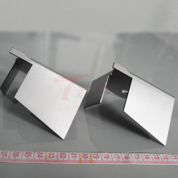 Stainless steel customized sheet metal prototype modeling