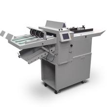 ZXS 5375 Digital Creasing&perforating and flexi-fold machine with double touch screen