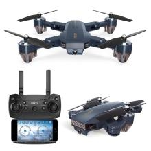 RCtown RC Drone FQ777 FQ35 WiFi FPV with 720P HD Camera Altitude Hold Mode Foldable RC Drone Quadcopter RTF-0.3MP with Battery