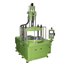 Servo rotary table injection molding machine