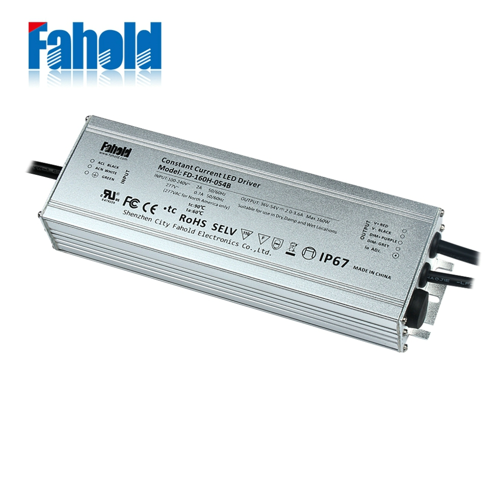 150W Linear High Bay Driver