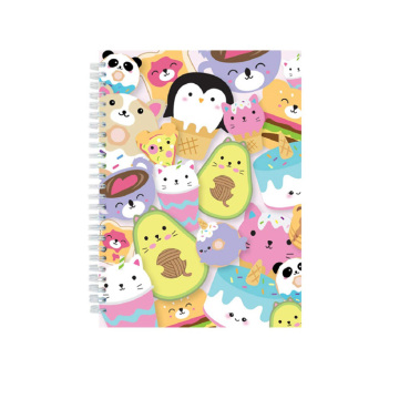 FOOD ANIMAL 3D NOTEBOOK-0
