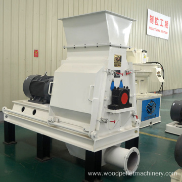 High Efficiency Wood Sawdust Hammer Mill