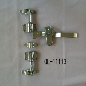 Semi Trailer Door Lock Parts External Locking Gear Bar Lock