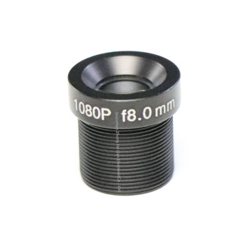 8mm Lens 1080P 39 Degree MTV M12 x 0.5 Mount Infrared Night Vision Lens For CCTV Security Camera