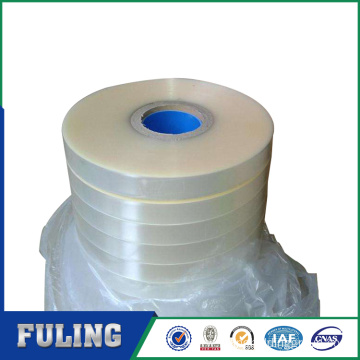 Supply Clear Bopp Plastic Roll Film