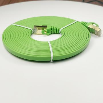 Cat7 Shielded Ethernet Cable With Snagless RJ45 Connector