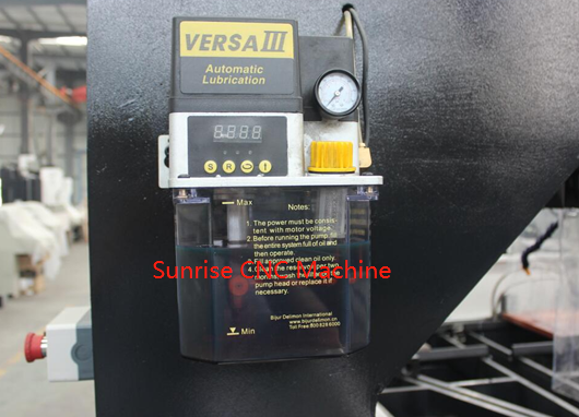 Automatic Lubrication System This System Will Help Lubricate The Machine Automatically Reduce The Workload Provide Better Care And Maintenance For The Machine