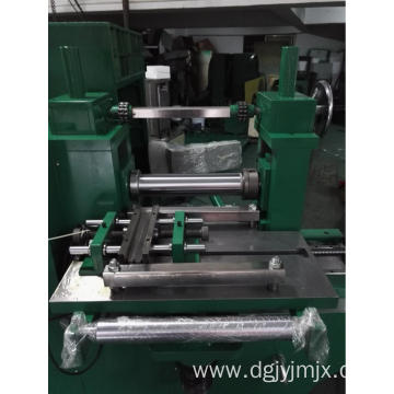 Medium copper strip metal slitting machine