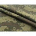 High Strength CVC Military Camouflage Fabric for Summer